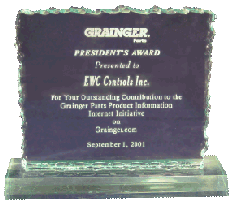 grainger_award